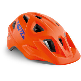 MET Eldar Helm orange